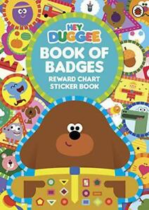 Hey-Duggee-Book-of-Badges-Reward-Chart-Sticker-Book-by-Hey-Duggee-NEW-Book-F
