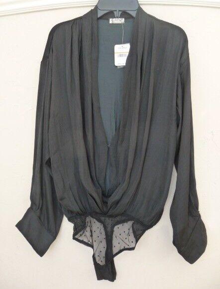 NWT Free People ladylikelady bodysuit Retail