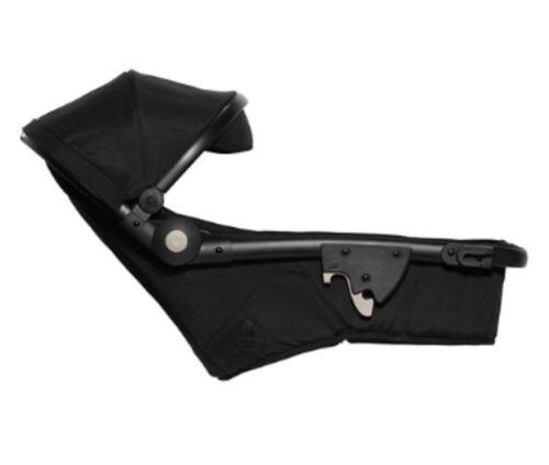 Joolz Geo Studio expandable set Cot Seat Tandem Noir Black