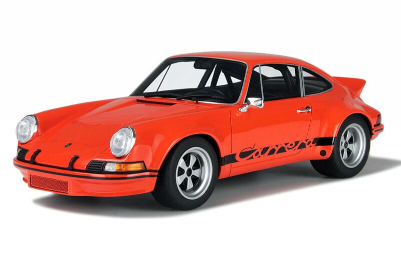 GT Spirit 1/18 Porsche 911 2.8 GT106 RSR Street Naranja