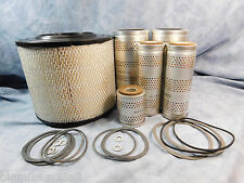 M35A2 COMPLETE FILTER KIT W/GASKETS **NAPA GOLD**  FOR MULTI FUEL LD-465/LDT-465