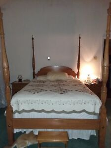 Image Is Loading Master Bedroom Set Queen Bed By Nathan Hale