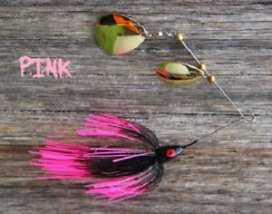 Spinnerbaits-Australian-Made-and-Fully-Backed-Fast-and-Free-Postage