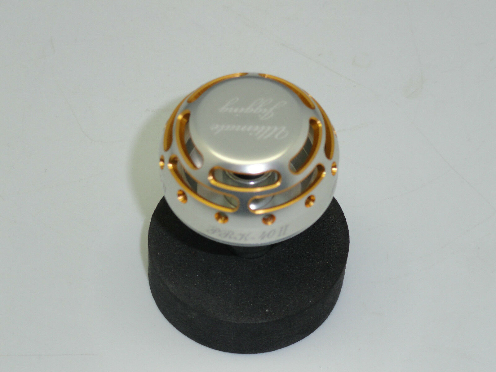 UJ PRK 40mm type II Knob for SHIMANO Stella Bio Master SW 500010000 reel SV/GD