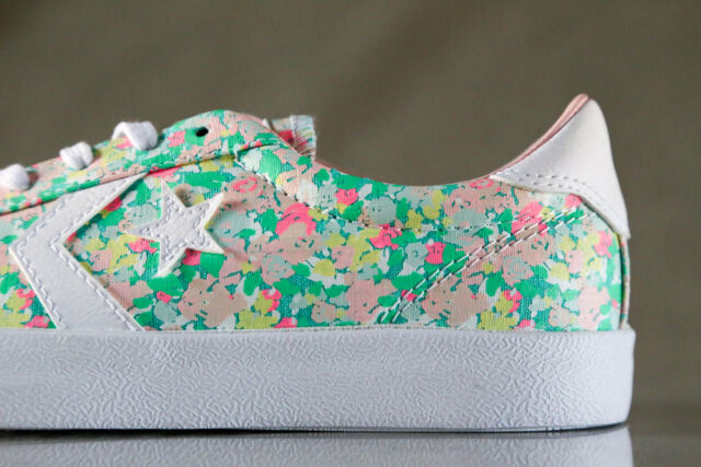 Converse All Star Breakpoint Floral Ox Low Top Shoes for Women US ... 0f0b0618b
