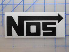 x1 Red Chrome NOS Nitrous NX Express Bottle Fogger Purge WOT Switch Emblem