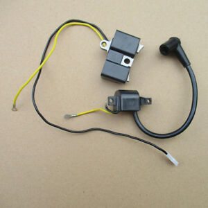 Ignition-Coil-Set-For-Husqvarna-61-162-266-Jonsered-630-670-Chainsaw-durable-Kit