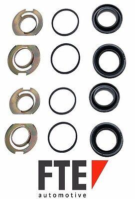 Front For Mercedes R107 W108 W109 W110 W115 W113 Disc Brake Caliper Repair Kit