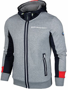 Puma Bmw M Power Licensed Men S Full Zip Hooded Sweat