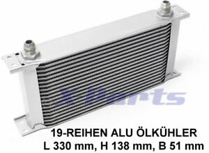Radiador-Aceite-19-Filas-Ol-kuhler-VW-Audi-Seat-Skoda-Ford-GM