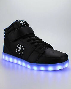 ELECTRIC STYLES LIGHT UP HIGH TOP BOLT