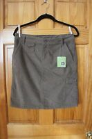 Rei Riverstone Cord Skirt, Nwt, Women's 6, Brown