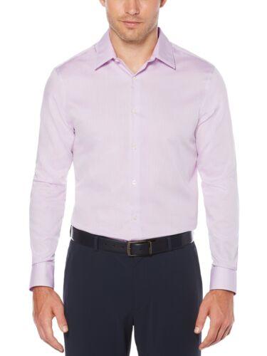4XLT NWT Men/'s Perry Ellis Long-Sleeve Button Front Shirt  Sizes M 4XB