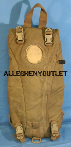USMC US Military WXP 3L 100oz Hydration Pack Carrier System Camelbak Coyote EXC