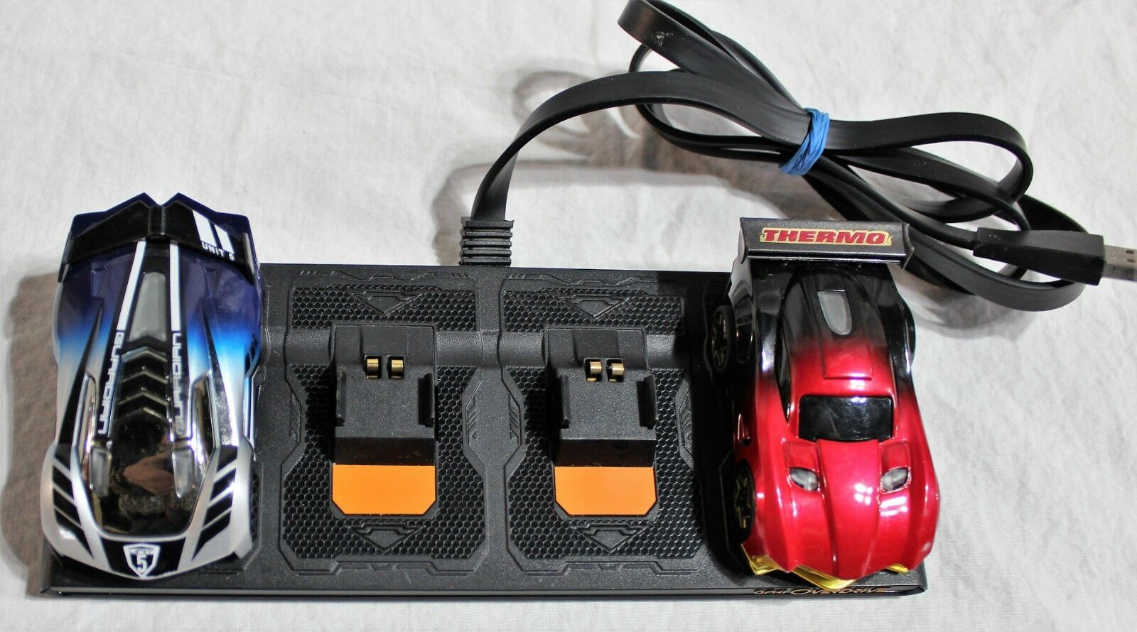 Anki Overdrive Estrellater Kit 4 Thermo Coche de expansión y muelle de Cochega Pista