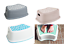 Anti-Slip-Plastic-Step-Stool-Booster-Toilet-Kids-Potty-Training-Home-Bathroom thumbnail 1