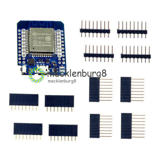 Details about  /Wemos MINI D1 ESP32 ESP-32S WIFI Bluetooth CP2104 ESP8266 Module For Arduino