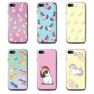 timeless design 9d081 e1e9d Details about Phone Case for Sony Xperia E and M Smartphone/Fantasy  Unicorn/Protective Cover