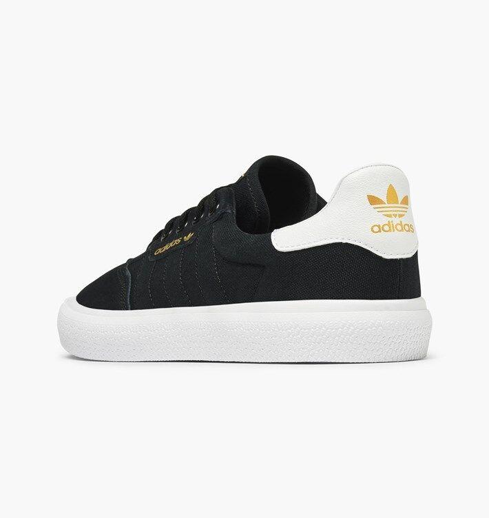 Adidas pattinare con con con lo skateboard 3mc scarpe b22703 nero 4 13 sz   Buona reputazione a livello mondiale    Uomo/Donna Scarpa  82b9a5