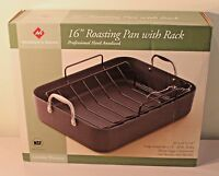 Members Mark 16 Roasting Pan With Rack