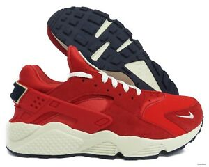 premium selection 339c1 53ca9 Image is loading 704830-602-NIKE-AIR-HUARACHE-RUN-PREMIUM-UNIVERSITY-