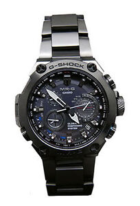 5ec15922a1d Casio G-Shock MR. G Men s Wrist Watch - Titanium for sale online