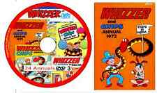 Whizzer & Chips Annuals 24 Issues on DVD 1971 - 1994 + viewing software (3)
