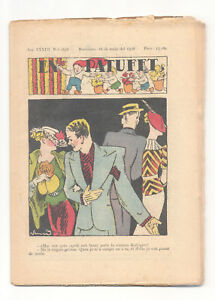 Modeste En Patufet Nº 1676 Mayo 1936. Revista Infantil Catalanista. Barcelona