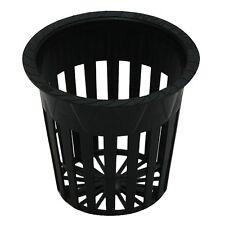 "Gro Pro Mesh Net Heavy Duty Pot 2"" - 12 Pack - hydroponics aeroponics cup 2 inch"