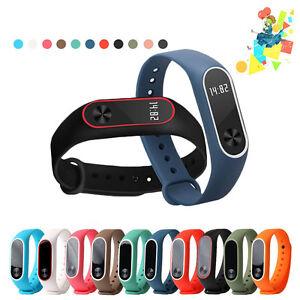 d079fef08 Image is loading Silicon-Wrist-Strap-WristBand-Bracelet-for-XIAOMI-MI-