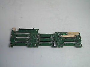 Dell-Poweredge-2950-Server-8x-2-5-034-SAS-SATA-Backplane-DY037-Riser