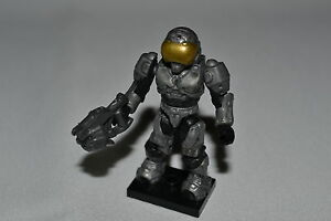 HALO UNSC SPARTAN SECURITY ULTRA RARE FIGURE SERIES 7