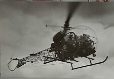 Historic Helicopters Bell H-13 Westland Sioux AH MK.1