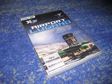 Airport Lugano PC / Mac in DVD-Box für X-Plane 10 neu und verschweisst Neuware