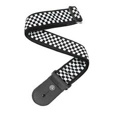 Planet Waves 50C02 Woven Guitar Strap D/'Addario Check Mate