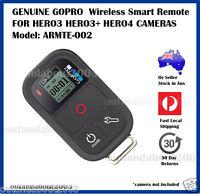 Gopro Wireless Smart Remote Control Tag Hero4 Hero3+ Hero3 Wi-fi Wifi Armte-002
