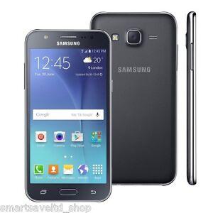 Samsung-galaxy-J5-sm-j500fn-Debloque-Smartphone-8GB-4G-LTE-13mp-camera-noir