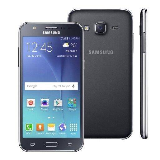 Samsung Galaxy J5 SM-J500FN Smartphone débloqué 8GB 4G LTE - 13MP Caméra Noire