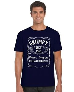 Grumpy-Old-Man-Funny-Adults-T-Shirt-Dad-Grandad-Tee-Top-Sizes-S-XXL