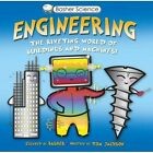 Basher Science: Engineering: Machines and Buildings by Mary Budzik, Tom Jackson (Paperback, 2017)
