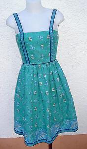 Kleidung & Accessoires Gewidmet Kl1202 @ Süsses Kleid Aus Den 60igern @ Sexy Trägerkleid 32