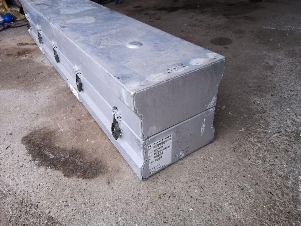 Militær, Aluminiums kasse