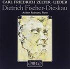 Aribert Reimann Carl Friedrich Zelter Dietrich Fischer-die-zelter Ausgew