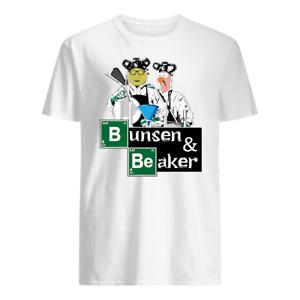 Bunsen And Beaker Breaking Shirt