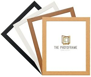 A1-A2-A3-A4-A5-A6-Black-Photo-Frame-White-Picture-Frame-Oak-Poster-Frames-Walnut