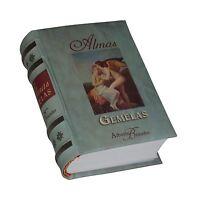 Almas Gemelas, Libro Miniatura Facil Lectura Pasta Dura