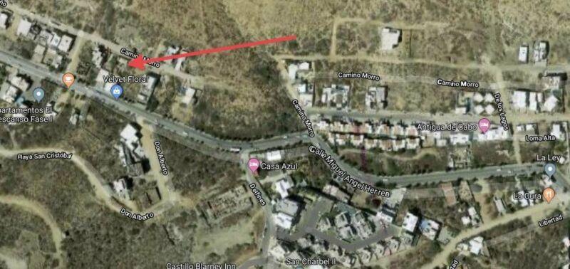 lote 15 Camino al Morro - MLS#20-187 
