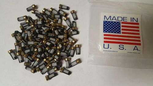 Fuel Injector 12*6*3 Micro Filter Basket 200 of pack Universal  USA Shipped