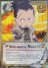 Shikamaru Nara Naruto CCG 1171 Foil Common Nara Clan Secrets