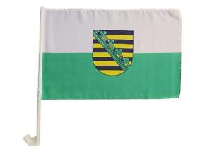 Autofahne Autoflagge Niedersachsen 30x45 cm
